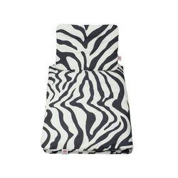 Le pampuch Pościel zebra 135x100+40x40cm 5y38ch