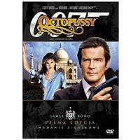 James Bond ekskluzywna edycja 2-płytowa: 007 Ośmiorniczka (DVD) - John Glen (5903570121906)