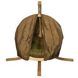 Pokrowiec, Zielony Pokrowiec Swing Chair