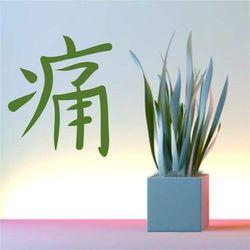 szablon malarski japoński symbol ból 2164