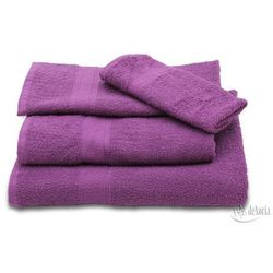 ręcznik fiolet, 50x70 cm marki Dekoria