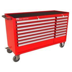 Wózek warsztatowy MEGA z 16 szufladami PM-216-16 (5904054408353)