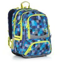 Topgal Plecak szkolny  chi 870 d - blue