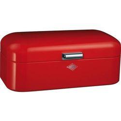 - pojemnik na pieczywo grand - czerwony - czerwony, marki Wesco