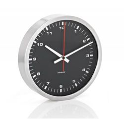 Zegar ścienny czarny 30 cm by marki Blomus