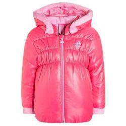 adidas Performance Kurtka zimowa bahia pink/semi pink - produkt dostępny w Zalando.pl