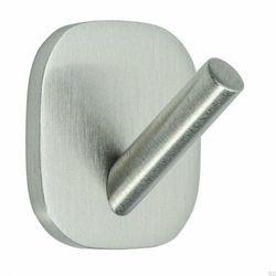 Wieszak ścienny Solid 1 Srebrny szczotkowany (7316186200213)