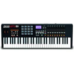 AKAI MPK61 z kategorii Klawiatury sterujące, MIDI