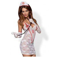 Medica sukienka +stetoskop 5-cz marki Obsessive