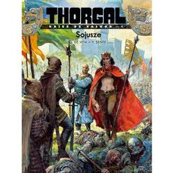 Thorgal: Kriss de Valnor Sojusze, tom 4 (ISBN 9788323761792)