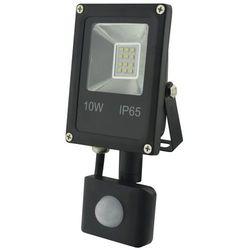 Naświetlacz led ralf 10w 860 z czujnikiem ruchu marki Inq