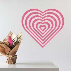 Szablon malarski abstrakcyjne serce 2335 marki Wally - piękno dekoracji
