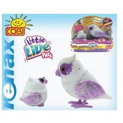 Little Live Pets Ptaszki Śnieżna Rodzina od COBI ze sklepu SKLEP Z ZABAWKAMI RENAX