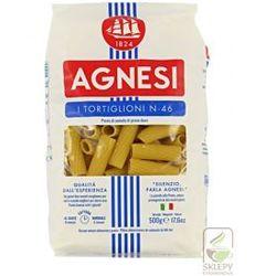 Makaron Agnesi Tortiglioni 500g - sprawdź w wybranym sklepie