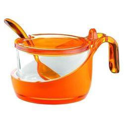 Cukiernica mirage, pomarańczowa