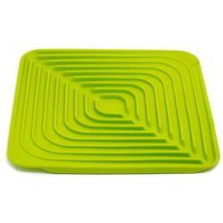 - ociekacz do naczyń - Flume - Zielony - zielony ||szary, produkt marki Joseph Joseph