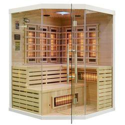 Home & garden Sauna infrared z koloroterapią ea3cr white