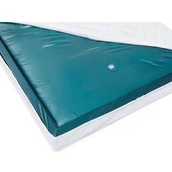 Beliani Materac do łóżka wodnego, mono, 140x200x20cm, mocne tłumienie