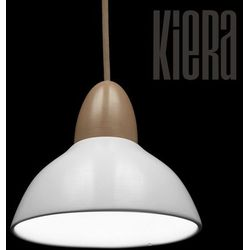 Lampa MinimaLed 0.3 Kolor - Cappuccino / MichaBiała od KIERA