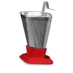 Zaparzaczka do herbaty Anytime czerwona, 60355red