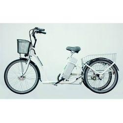 Elektryczny rower trójkołowy TRICYCLE 827 z kategorii Pozostałe rowery