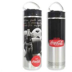 Elite Termos 750 ml, aluminiowy, srebrny (do termosu pasują szklane butelki coca-cola 200ml)