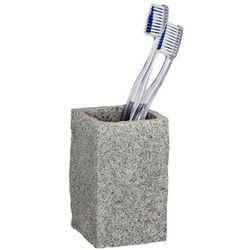 Pojemnik na szczoteczki do zębów granite, marki Wenko