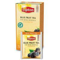 Lipton Czarna aromatyzowana herbata  classic blue fruit tea 25 kopert (8722700587934)