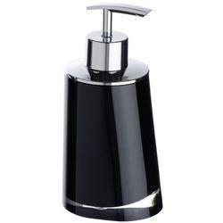 Dozownik do mydła PARADISE, czarny - 200 ml, WENKO (4008838202531)