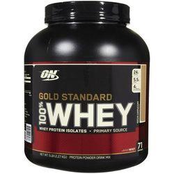 Optimum Whey Gold - 2270g Vanilla - produkt z kategorii- Odżywki białkowe