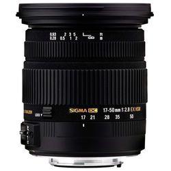 Obiektyw SIGMA Digital AF 17-50/2.8 EX DC OS HSM Canon + DARMOWY TRANSPORT! z kategorii Obiektywy fotograf