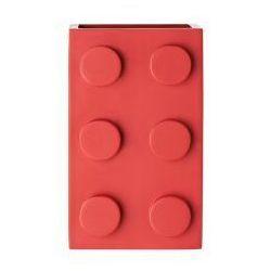 Bob kubek łazienkowy czerwony 22210106 od producenta Ridder