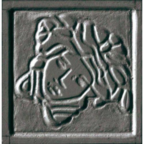 PALACE STONE Tozzetti Medusa Black 3,2x3,2 (P-11) z kategorii glazura i terakota