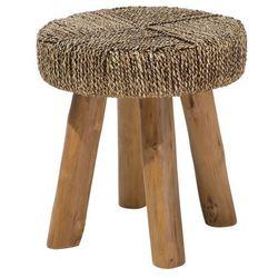 Stolik kawowy drewno tekowe KELSEY