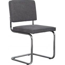 krzesło ridge vintage szare 1100105 marki Zuiver