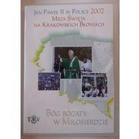 Jan paweł ii w polsce 2002 r - msza św. na błoniach - dvd marki Fundacja lux veritatis