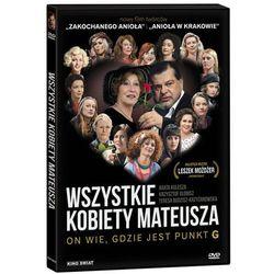 WSZYSTKIE KOBIETY MATEUSZA (DVD), kup u jednego z partnerów