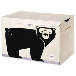 3 sprouts Pudełko zamykane niedźwiedź