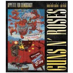 Appetite For Democracy. Live At The Hard Rock Casino [DVD] (Polska Cena) - Guns N′ Roses, kup u jednego z pa
