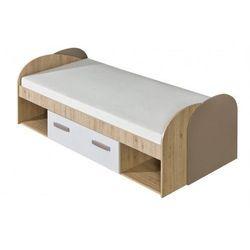 Łóżko 90 bez materaca TRIO z kategorii Łóżeczka i kołyski