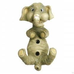 Wieszak ścienny Elefant Elephant Polyresin