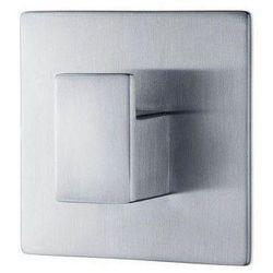 Wieszak na ręcznik Menoto przyklejany stal matowa, 68839