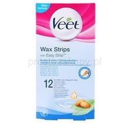 Veet Wax Strips plastry do depilacji woskiem do skóry wrażliwej + do każdego zamówienia upominek., kup