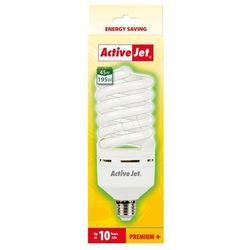 Świetlówka Activejet Świetlówka kompaktowa spiral (AJE-S45P) Darmowy odbiór w 19 miastach! - oferta [c5c02578572177c6]