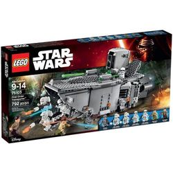 75103 First Order Transporter KLOCKI LEGO STAR WARS