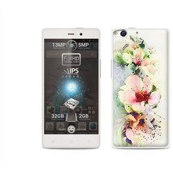 Fantastic Case - Allview X1 Soul - etui na telefon Fantastic Case - róże herbaciane