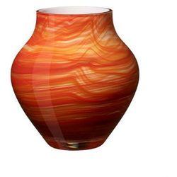Villeroy & boch - oronda wazon pomarańczowy