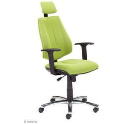 Krzesło obrotowe GEM HRU R26S STEEL04 chrome