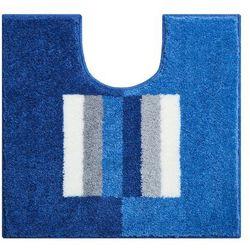 Grund dywanik łazienkowy capricio, niebieski, 55x60 cm (8590507347835)