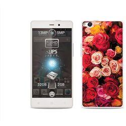 Foto Case - Allview X1 Soul - etui na telefon Foto Case - czerwone róże - produkt z kategorii- Futerały i p